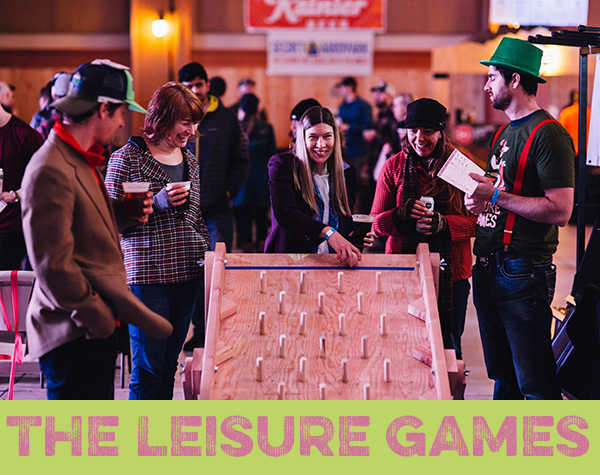 Leisure Games Text